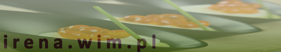 Przepisy obiadowe – kurczak pieczony | Restauracje na świecie - http://irena.wim.pl/